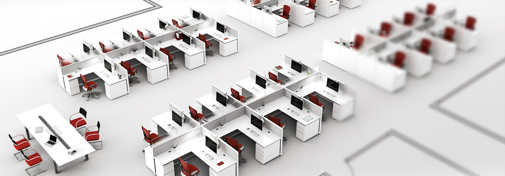 数字概念系列办公家具方案推荐