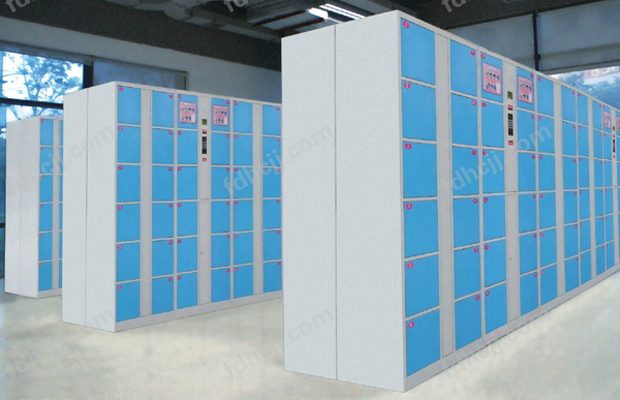电子寄包柜如何取代普通锁柜