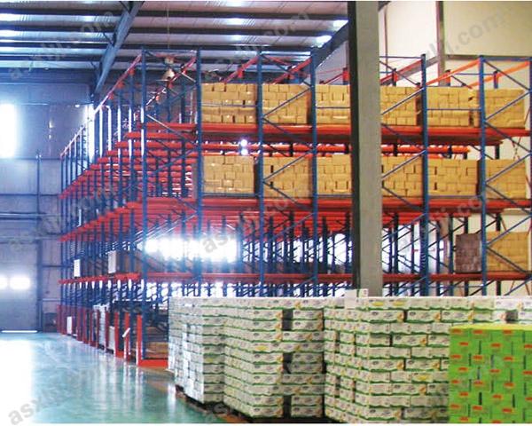 重型货架的结构和适用范围