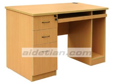 木制办公桌-03