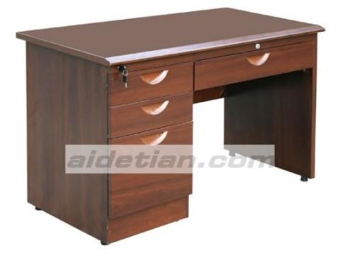 木制办公桌-02