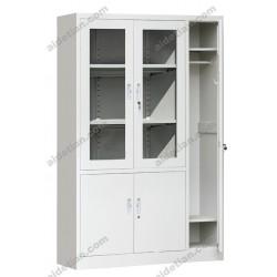 爆款文件资料档案柜 平开带更衣柜
