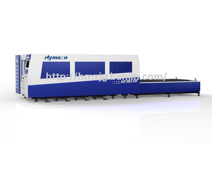 海目星激光1200W光纤切割机 光纤金属激光切割机