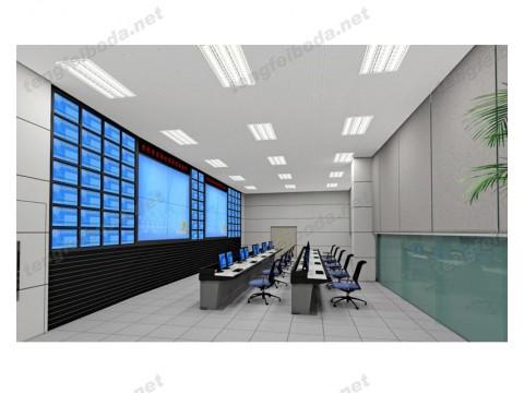 电视墙 金属壳三星42寸液晶监视器电视墙
