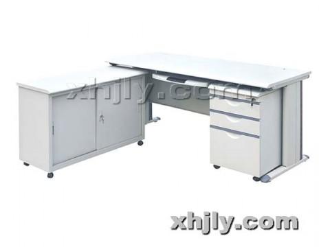 北京写字台 员工学生校用钢制办公桌
