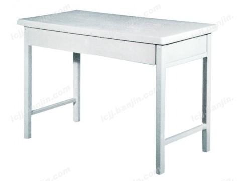 香河乐创 学习桌钢制营具学习桌厂家直销钢制书写桌香河家具批发