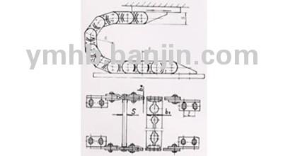 电缆拖链 输送设备链条