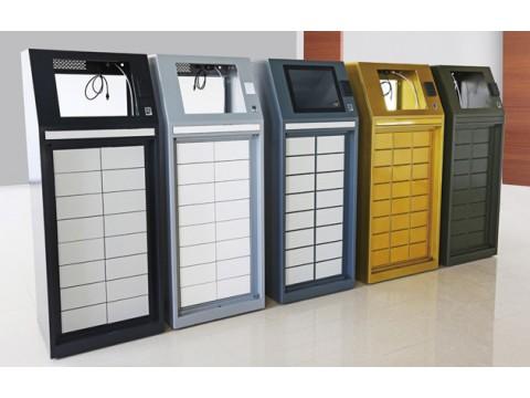 智能储物管理系统  高科技管理软件  防撬智能储存柜