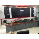 监控电视墙屏幕墙机柜大屏拼接机柜
