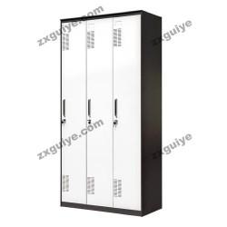 储物柜更衣柜多门柜三门更衣柜