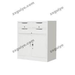 资料档案柜中三屉矮柜