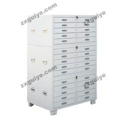 北京中迅档案设备底图柜0