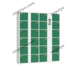 北京中迅电子存包柜24门寄存柜