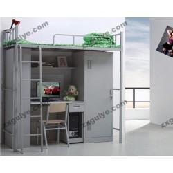 高低床工人公寓宿舍铁床