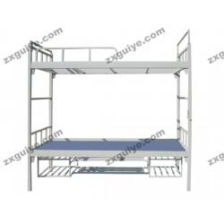 北京中迅双层床高低床高低铺员工床