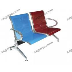 排椅三人位不锈钢连排椅