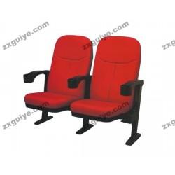 会议椅带写字板礼堂椅