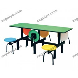 北京食堂餐桌椅 不锈钢餐桌