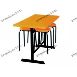 学校部队员工食堂餐桌
