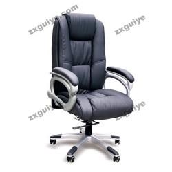 办公室真皮转椅可躺