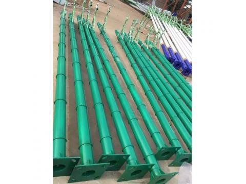 北京监控杆 不锈钢立杆