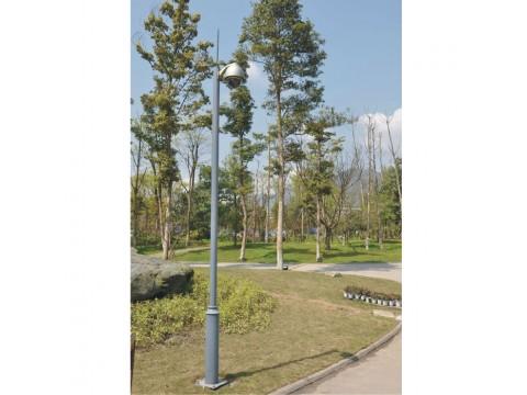 北京小区监控杆 路灯杆