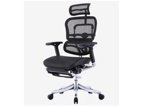 保友/联友人体工学椅 金豪+精英版 办公网椅