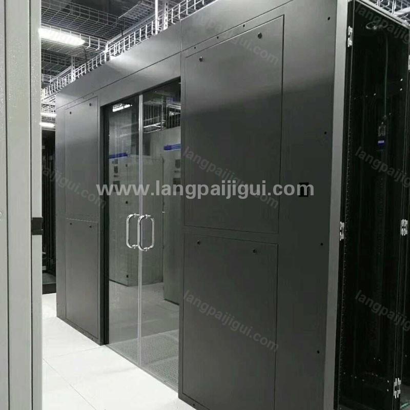 冷通道网络服务器机柜03