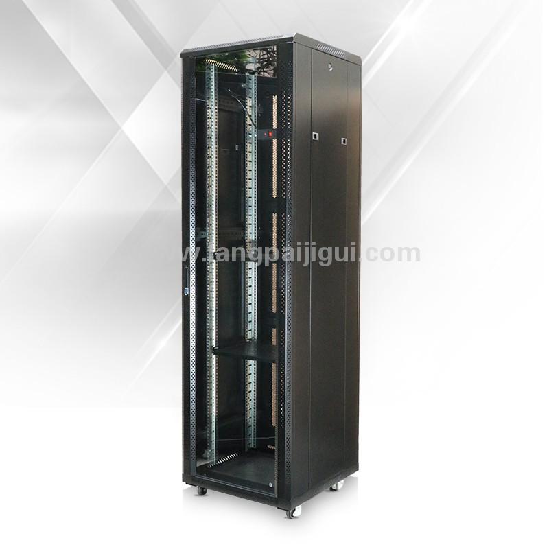 豪华H型 42U 600*600 2米 服务器机柜