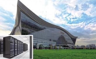 四川环球中心信息中心机房