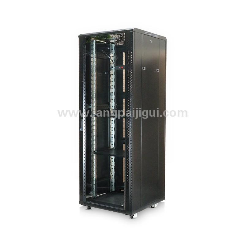 加厚F型网络机柜33U