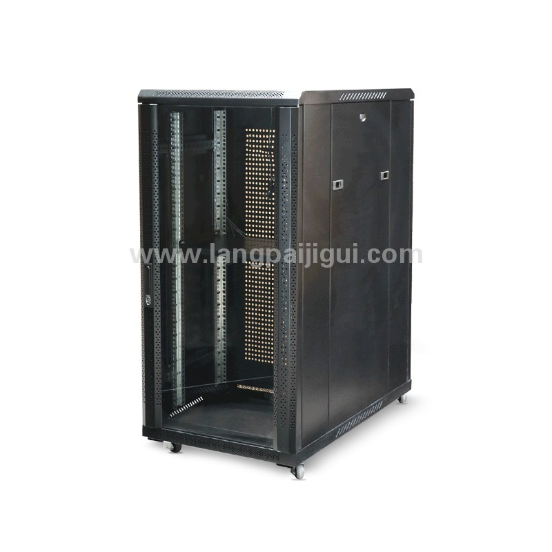 豪华D型服务器机柜22U