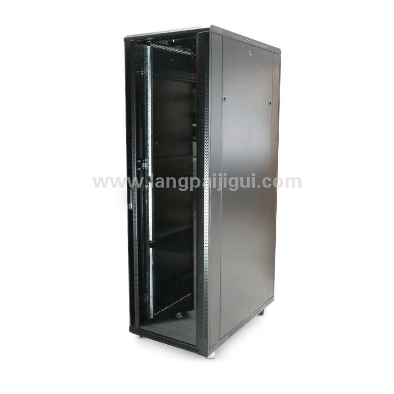 豪华D型服务器机柜42U