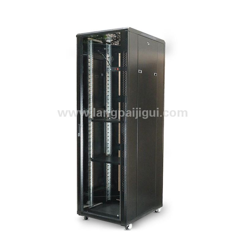 豪华H型服务器机柜37U  800深
