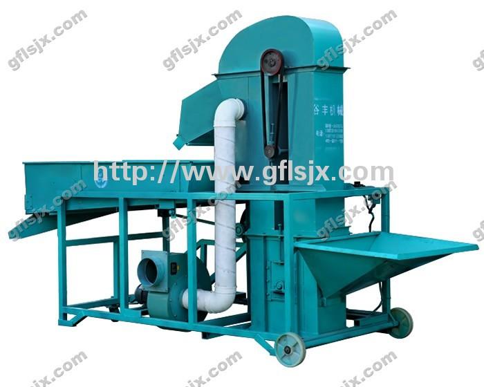 选择香河谷丰机械设备清选筛清洗机的理由