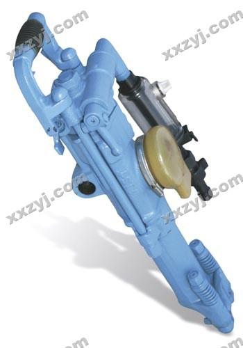 气腿式凿岩机的使用特点有哪些?