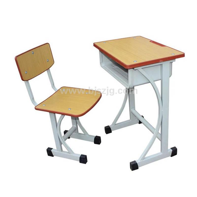 学校课桌椅中小学生学习桌05