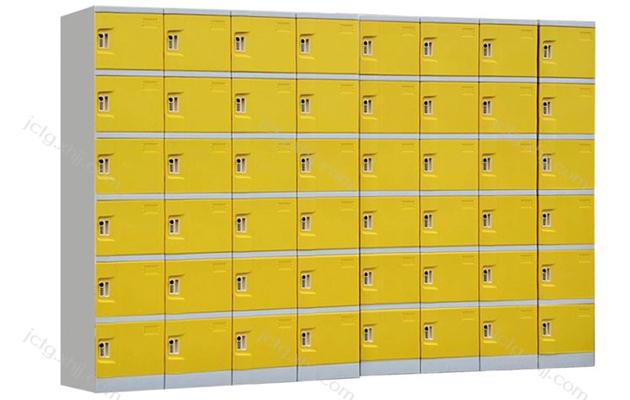 香河钢制家具厂家 军臣铁皮更衣柜超市存包柜品牌 教您如何选购钢制文件柜