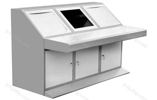 香河钢制柜国内知名品牌 军臣钢架监控操作台受潮生锈如何处理
