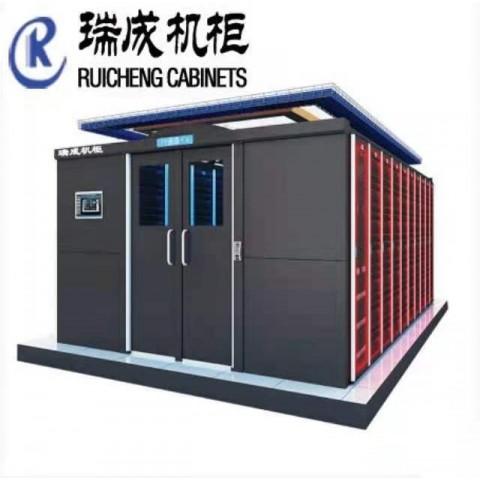 北京瑞成 密闭冷风通道机柜 IDC数据中心冷池机柜 数据中心