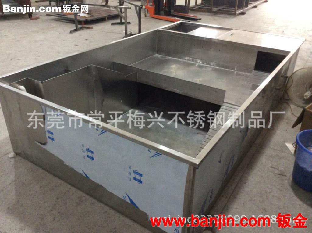 来图来样订做不锈钢养龟池 不锈钢柜 不锈钢架 价格优惠图片